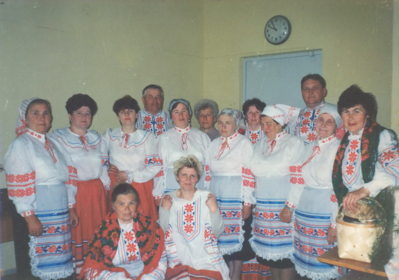 Беларускае тэлебачанне. Абрад «Каравай» 1999 г.