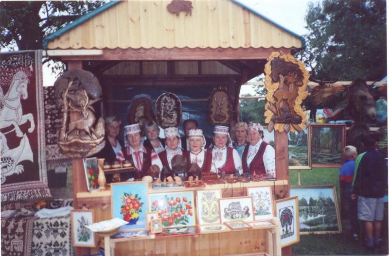 Гайнаўка (Польшча). Свята «Кірмаш зубра» 2007 г.
