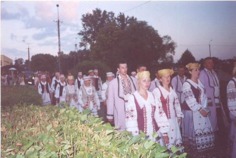 Нараўка (Польшча). Свята «Купалле» 2006 г.