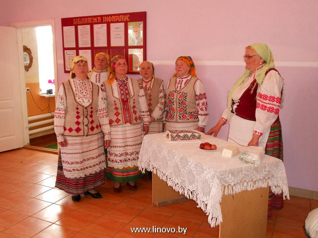 Фальклорны калектыў падцвердзіў званне народны 2013 г.