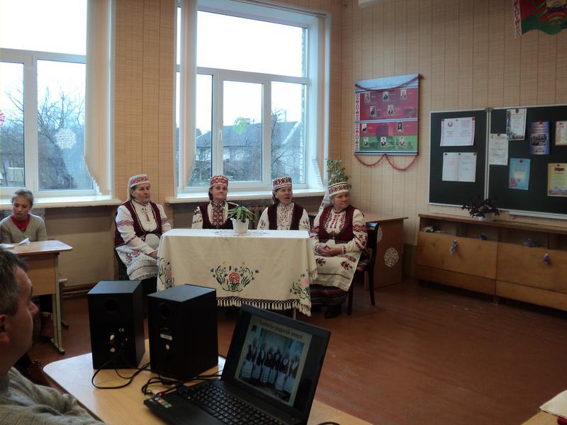 Ліноўская СШ 2013 г.