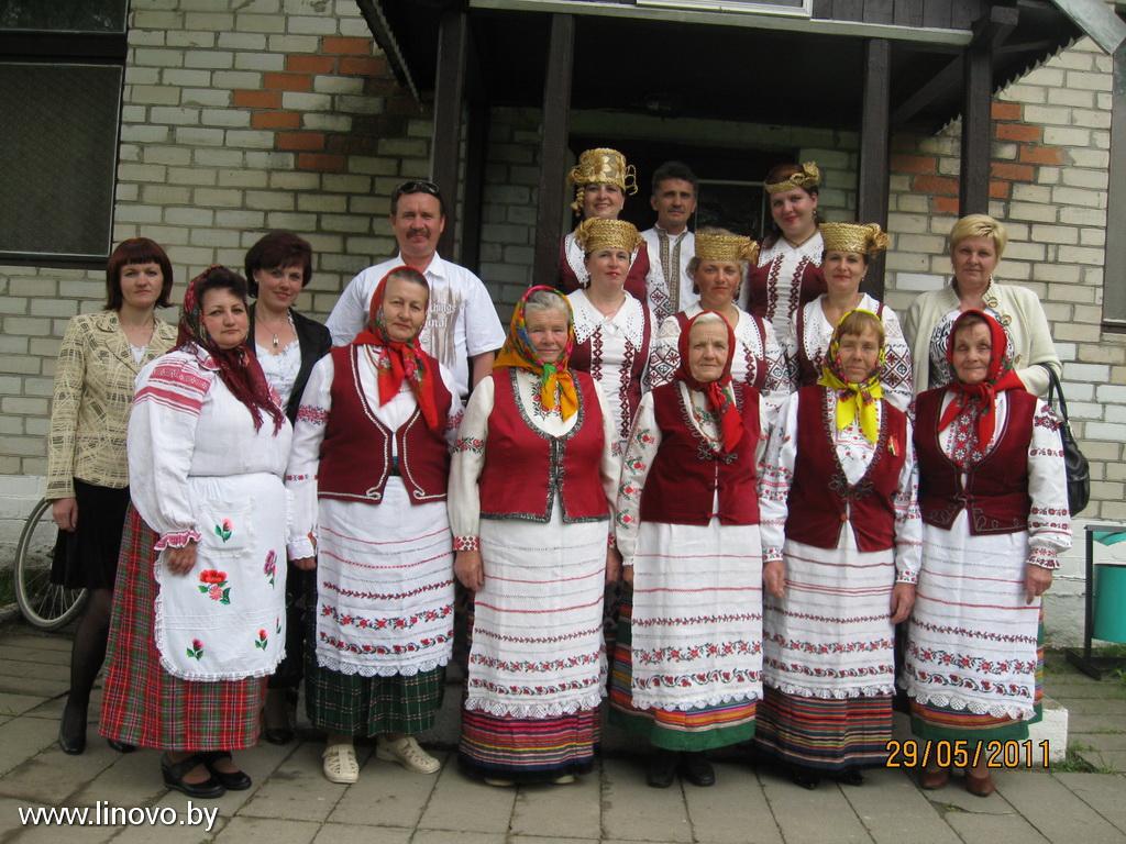 Вёска Смаляніца 2011 г.