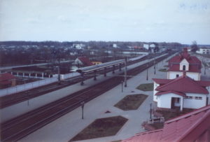 Станция Оранчицы