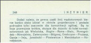 INZYNIER KOLEJOWY №7(71) за 1930 год