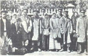 Сяляне Мінскай губерні (да 1905 г.)