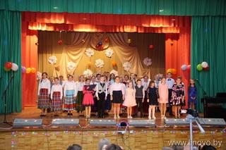 Отчетный концерт Линовской ДШИ